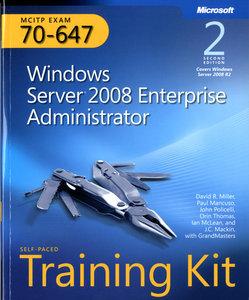 MCITP Self-Paced Training Kit (Exam 70-647): Windows Server® Ent
