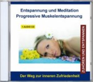 Progressive Muskelentspannung-Entspannung und Medi