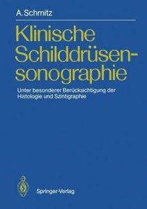 Klinische Schilddrüsensonographie