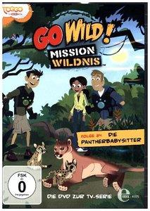 (24)DVD z.TV-Serie-Die Pantherbabysitter