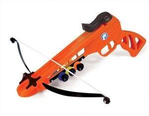 Sureshot: Handbow - kleine Armbrust, orange