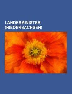 Landesminister (Niedersachsen)