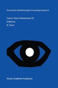 Colour Vision Deficiencies XII