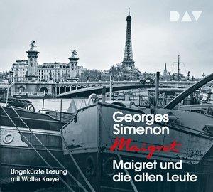Maigret und die alten Leute, 4 Audio-CD