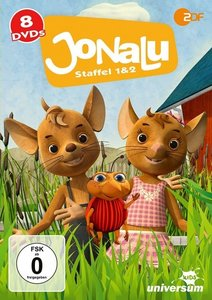 JoNaLu Komplett-Box (8 DVDs)