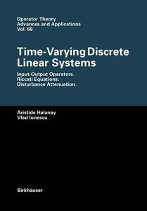 Time-Varying Discrete Linear Systems