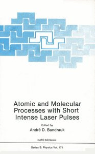 Atomic and Molecular Processes with Short Intense Laser Pulses