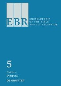 Encyclopedia of the Bible and Its Reception (EBR) Bd. 05. Charis