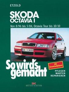 So wird's gemacht. Skoda Octavia ab 8/1996