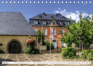 Die schönsten Orte der Eifel - Ahrweiler (Tischkalender 2020 DIN