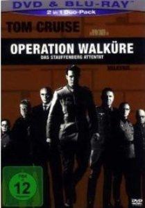 Operation Walküre - Das Stauffenberg Attentat (inkl. DVD)