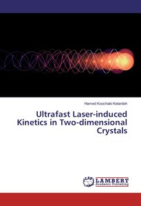 Ultrafast Laser-induced Kinetics in Two-dimensional Crystals