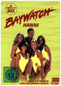 Baywatch Hawaii - Staffeln 1-2 Komplettbox