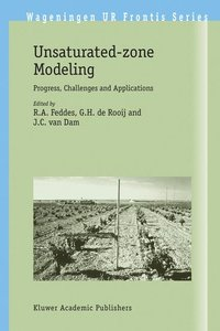 Unsaturated-zone Modeling