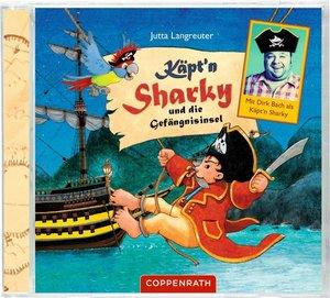 CD: Käpt\'n Sharky und die Gefängnisinsel