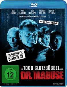 Die 1000 Glotzböbbel vom Dr. Mabuse, 1 Blu-ray