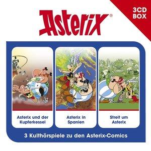 Asterix-3-CD Hörspielbox Vol.5