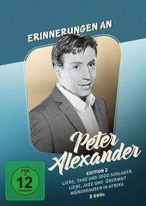 Erinnerungen an Peter Alexander