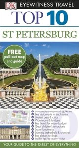 DK Eyewitness Top 10 Travel Guide: St Petersburg