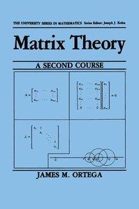 Matrix Theory: A Second Course