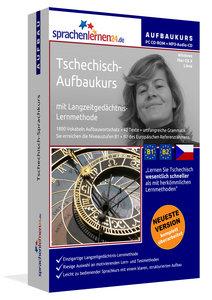 Tschechisch-Aufbaukurs, PC CD-ROM mit MP3-Audio-CD