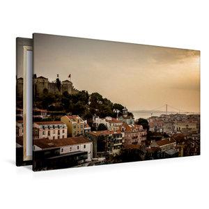 Premium Textil-Leinwand 120 cm x 80 cm quer Panorama