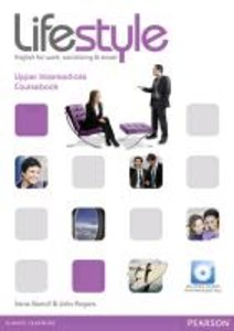 Lifestyle Upper Intermediate Coursebook (with CD-ROM)