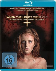 When the Lights Went Out-Blu-ray Disc