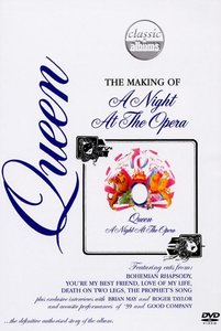 A Night At The Opera-Making Of