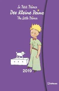 Der kleine Prinz 2019 Taschenkalender 10x15