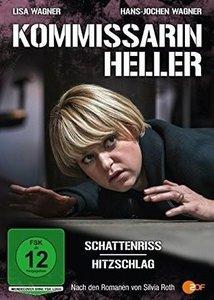 Kommissarin Heller - Schattenriss & Hitzschlag