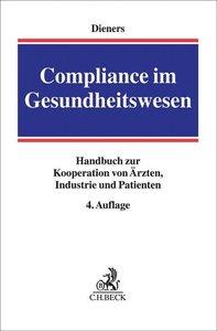 Handbuch Compliance im Gesundheitswesen