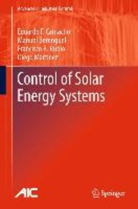 Control of Solar Energy Systems