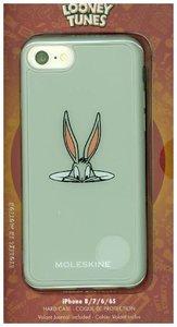 Moleskine Hartschalenetui - Looney Tunes für Iphone 6/6S/7/8, Bu
