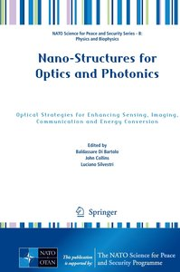Nano-Structures for Optics and Photonics