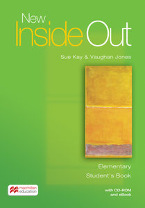New Inside Out. Elementar. Student\'s Book with ebook and CD-ROM