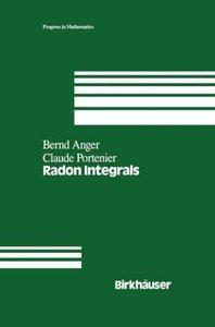 Radon Integrals