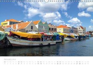 Curacao - Tropical Island (Wall Calendar 2018 DIN A3 Landscape)