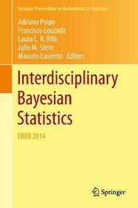 Interdisciplinary Bayesian Statistics
