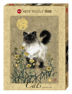 Meadow Cat Puzzle