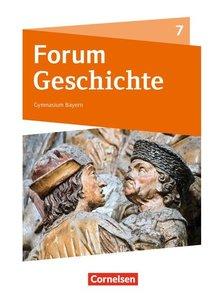 7. Schuljahr - Vom Mittelalter bis zum Absolutismus