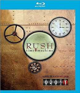 Time Machine 2011: Live In Cleveland (Bluray)