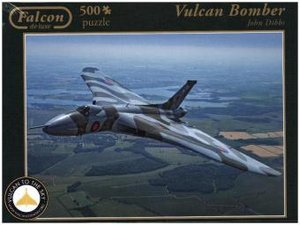 Vulcan Bomber (Puzzle)