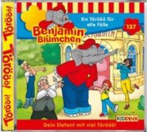 Benjamin Blümchen - Ein Törööö für alle Fälle - Geburtstagsfolge
