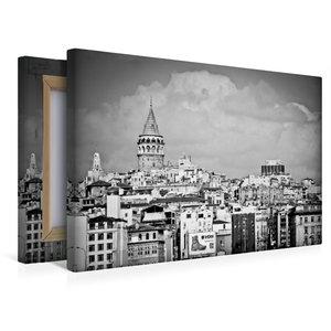 Premium Textil-Leinwand 45 cm x 30 cm quer Karaköy