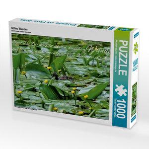 Stilles Wunder 1000 Teile Puzzle quer