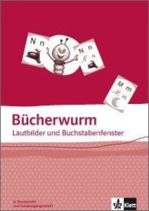 Die Bücherwurm Fibel / Lautbilder