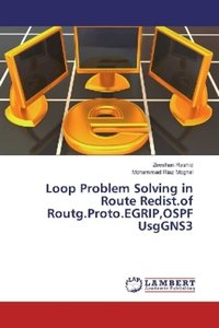 Loop Problem Solving in Route Redist.of Routg.Proto.EGRIP,OSPF U