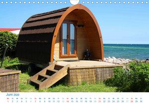 Freiheit auf Reisen 2020. Impressionen vom Camping und Zelten