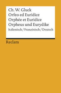 Orfeo/Orphée/Orpheus